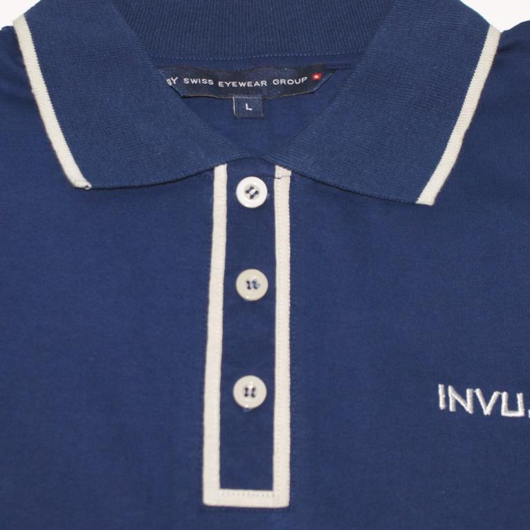 Jersey Polo-Shirt für INVU
